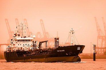 Zadrželi tanker, který tajně vozil ropu do KLDR