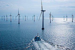 Belgie plánuje výstavbu energetického ostrova v Severním moři, v provozu by měl být v roce 2025